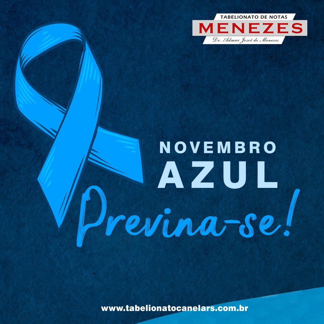 Você sabe o que é Novembro Azul?